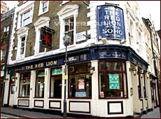 Historic London pubs